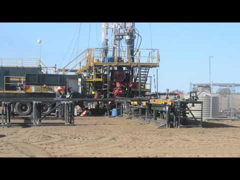 TDC Drilling Rig 11 PipeLoader