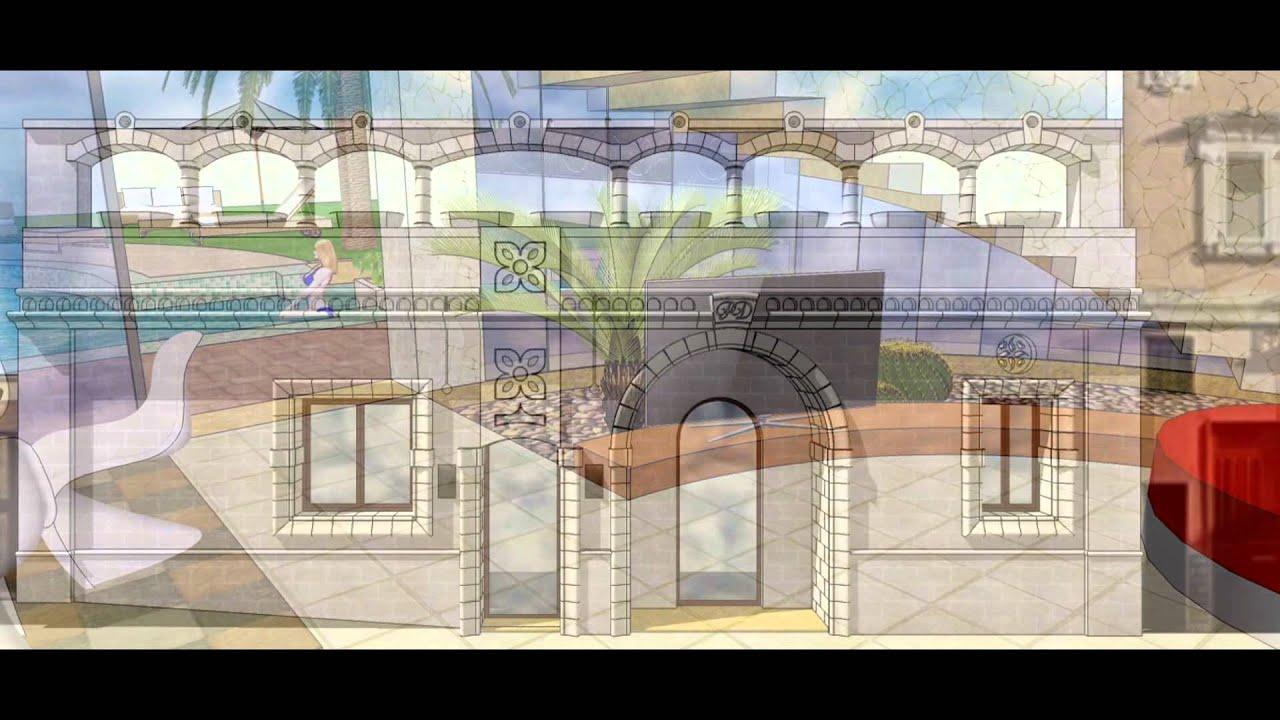 Progettazione design case da sogno architetto architetti for Case realizzate da architetti
