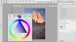 Capture NX 2: Fixing uneven skies