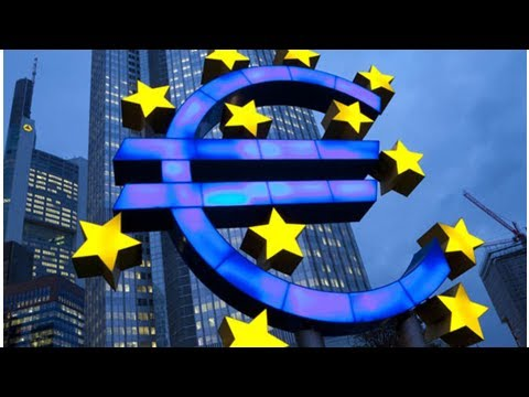 European Central Bank publishes fresh guidelines for eurozone banks after four CRASH