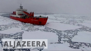 Baixar What's changing the Antarctic sea ice conditions?
