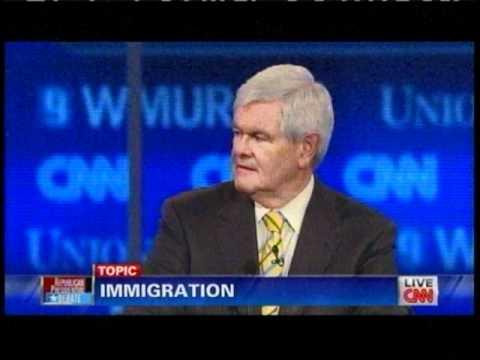 New Hampshire GOP Debate Part 8