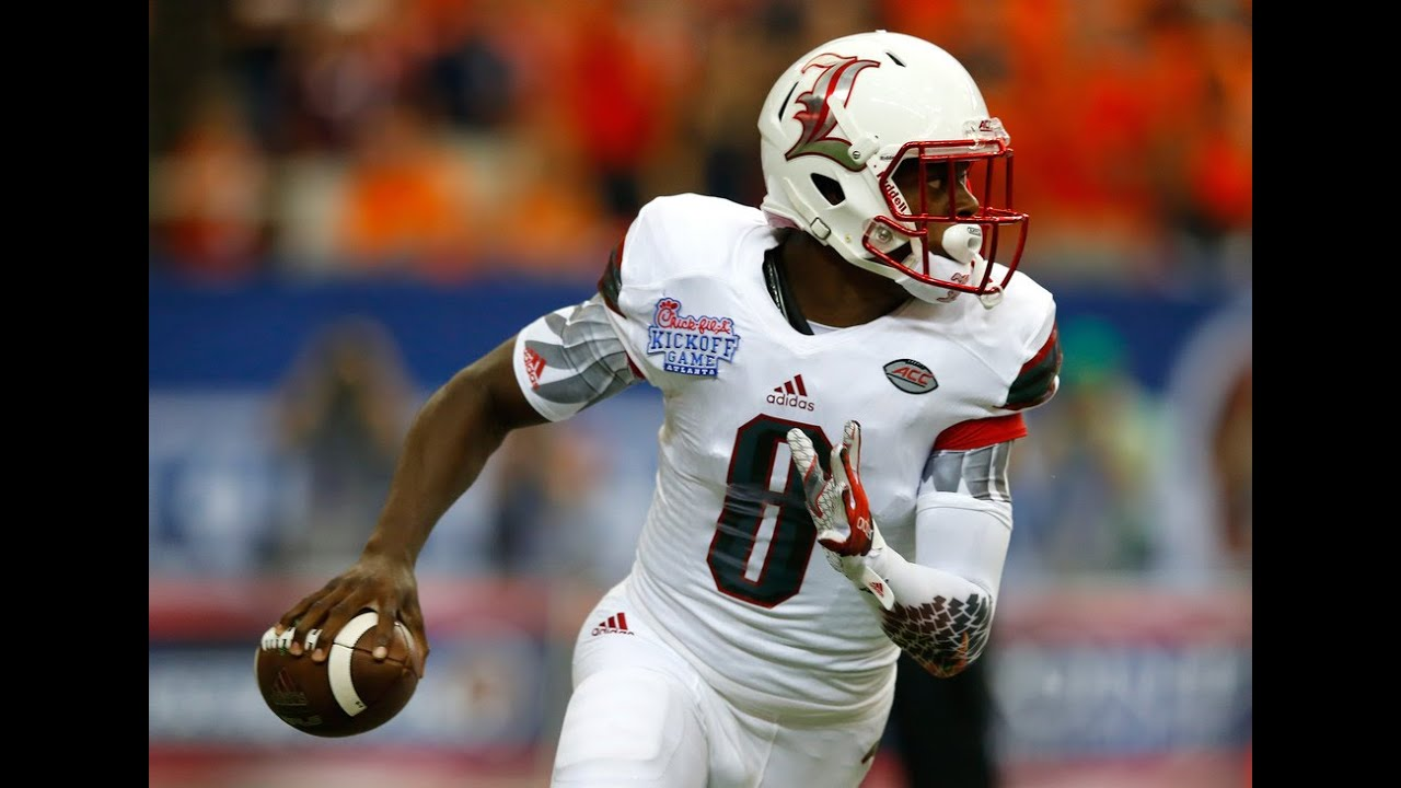 Duke faces Lamar Jackson as dual threat