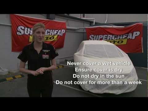 How to - Choosing a Car Cover // Supercheap Auto