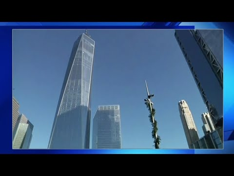 3 World Trade Center opened in New York City at site of Twin Towers