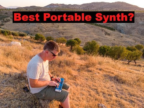 ORGANELLE-M  -  Best Portable Synth?
