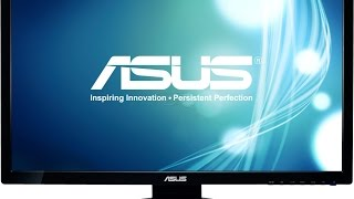 Asus VE278H 27 quot LED Monitor Unboxing