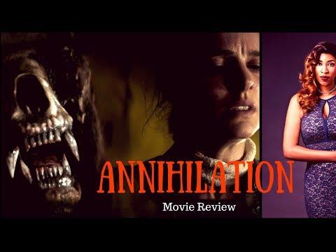Annihilation – Horror Movie Review