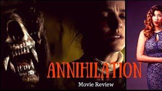 Annihilation - Horror Movie Review