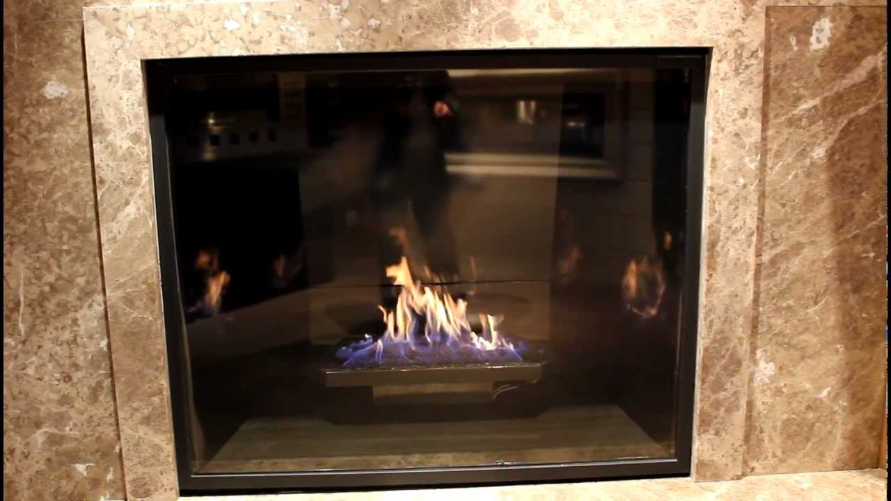 Town & Country TC54 Black Diamond Burner - NYC Fireplaces ...