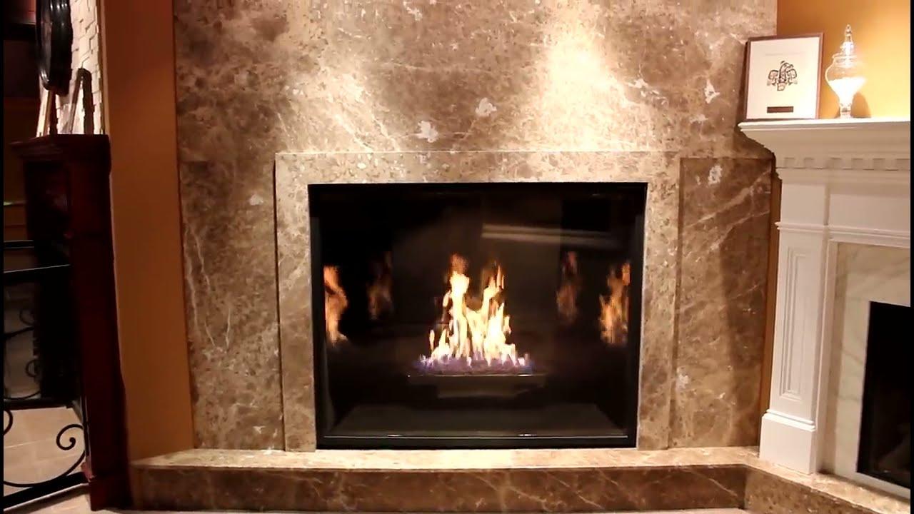 Town  Country TC54 Black Diamond Burner  NYC Fireplaces