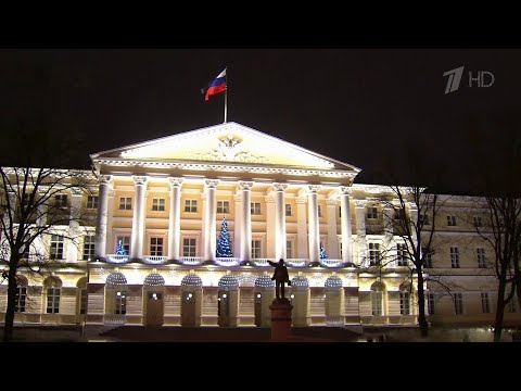 Новые ограничительные меры вводят в Санкт-Петербурге.