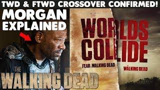 Morgan Joins Fear The Walking Dead Season 4! TWD & FTWD Crossover!