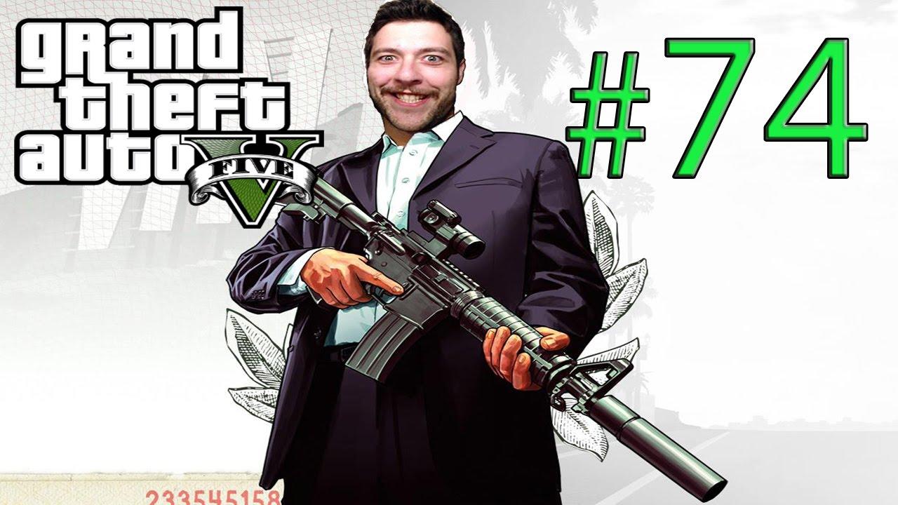 GTA 5 | NEXT GEN - FPS!  - Bölüm 74 (PS4)