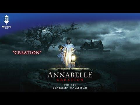 Annabelle Creation - Creation - Benjamin Wallfisch (Official Video)