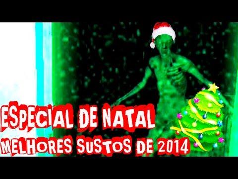 ESPECIAL DE NATAL :  MELHORES SUSTOS DE 2014 !