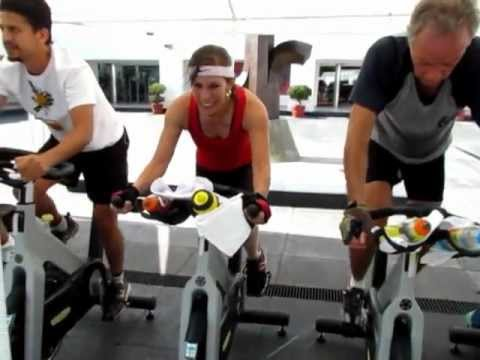 club casablanca satelite maraton de spining