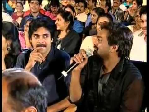 Pawan kalyan funny interview with  purijagannadh Garu