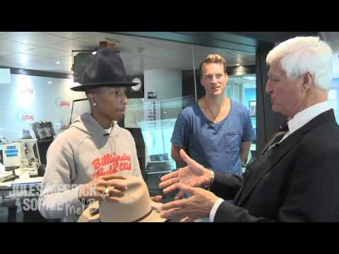 When PHARRELL Met BOB KATTER