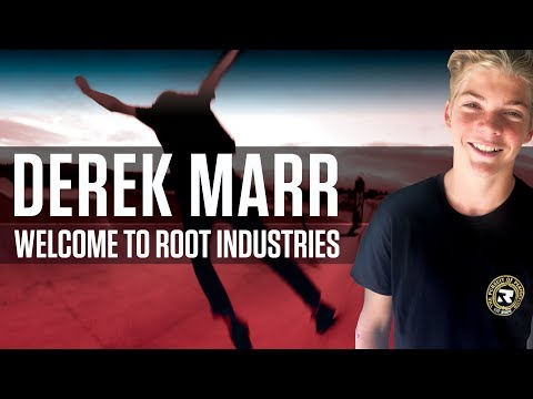 Derek Marr | Welcome to Root Industries