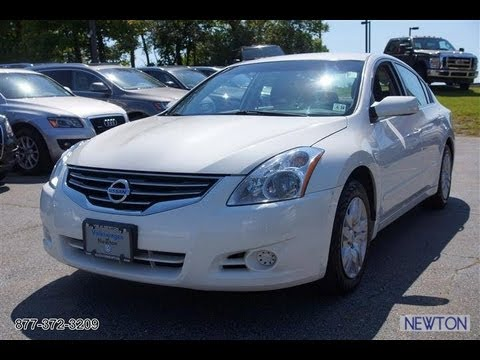 2010 nissan altima 2 5s sedan youtube. Black Bedroom Furniture Sets. Home Design Ideas