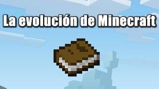 La evolución de Minecraft