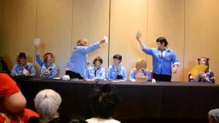 Ouran Host Club presents... Truth or Dare at AnimeIowa 2015