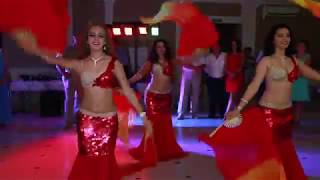 Шикарная свадьба!Восточное шоу! Танец Живота в Саратове Аннет!
