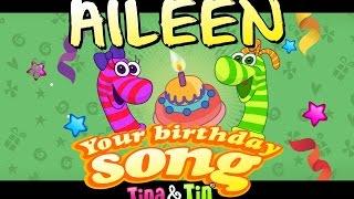 Tina & Tin Happy Birthday AILEEN