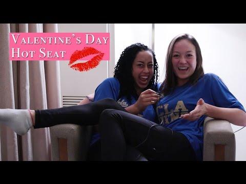 UCLA Gymnastics - Valentine