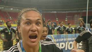 The best women's rugby sevens player on the planet?