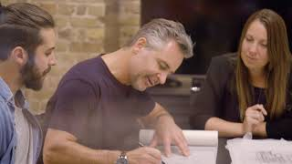 International Quarter London | Workplace design story with architect Earle Arney