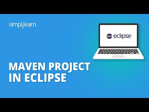 Maven Project In Eclipse | How To Create Maven Project In Eclipse | Maven Tutorial | Simplilearn