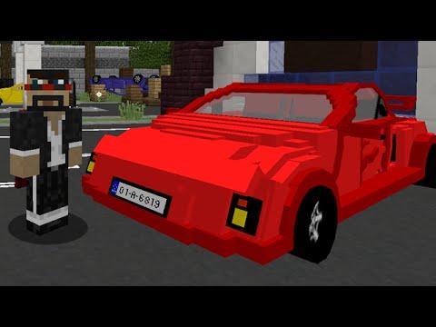 car command minecraft