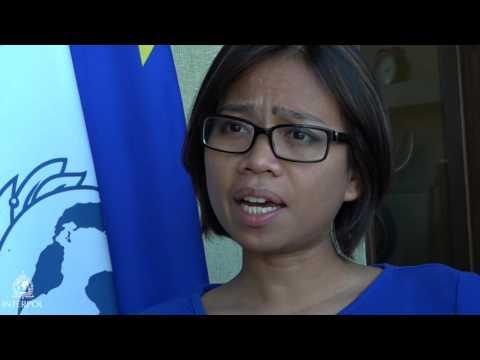 Fitriana Nur, International Organization for Migration