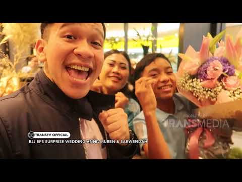 BROWNIS - Kakak Lagi Beli Bunga Buat Surprise Wedding Anniv Ruben Dan Sarwendah (27/10/19) Part 3