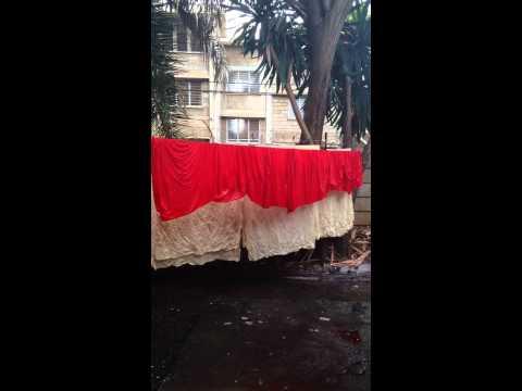 Fabric Dye  Process - Kenya Africa