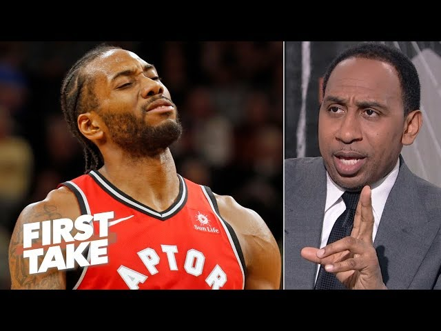 My money is on Kawhi Leonard signing with the Clippers - Stephen A. | First Take