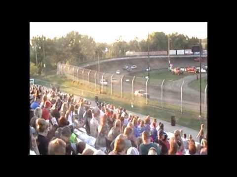 Eagle Raceway Sport Compact Heat 3 on 8-27-16