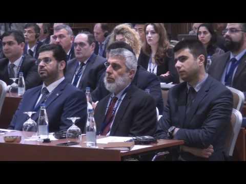 Bakıda Caspian Energy Forum 2017 keçirilib