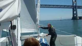 Onboard The SIG 45' VAMONOS!
