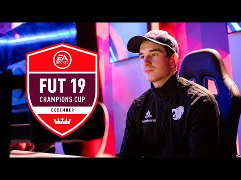 FIFA 19 | Gfinity FUT Champions Cup December | PlayStation Knockout Stage