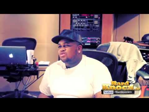 DJ Mustard Making A Beat
