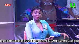 United Showbiz with Empress Nana Ama McBrown featuring Mzbel and Osibo - part 2 (10/10/2020)