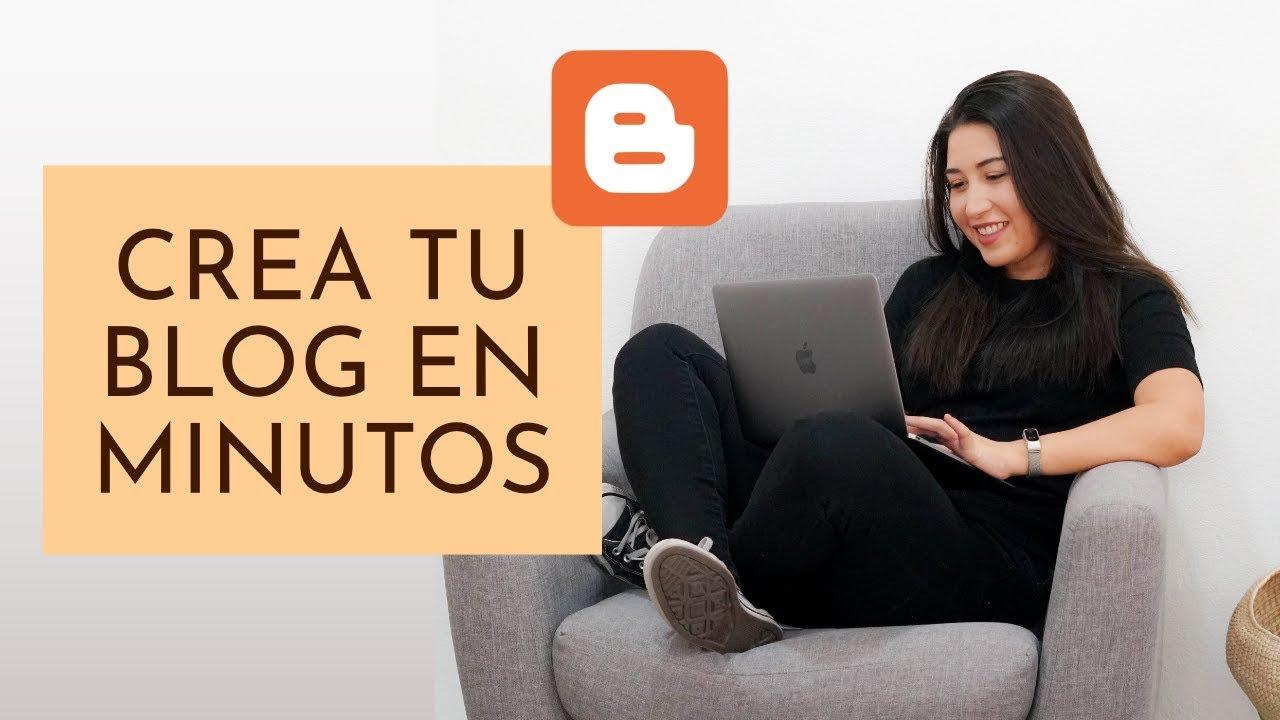 Cómo Crear un BLOG en Blogger GRATIS y BONITO ?? (Tutorial 2020)