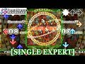 【DDR 5th】 PARANOiA ETERNAL [SINGLE EXPERT] 譜面確認+クラップ