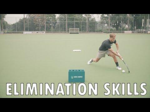 Elimination Skills By Hertzberger | Field hockey training tutorial | Hertzberger TV