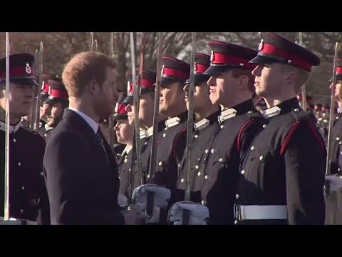 Prince Harry Succeeds Prince Philip as Captain General of the Royal Marines | Southern Living