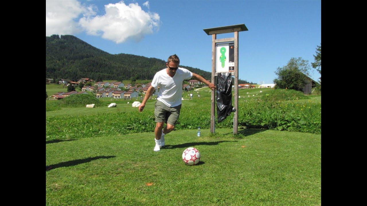 Fussballgolf Europameisterschaft In Inzell