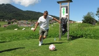 Fußballgolf-Europameisterschaft in Inzell